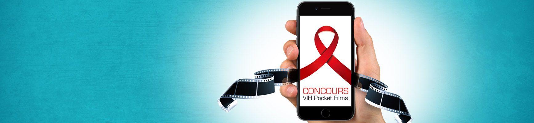 À découvrir ou redécouvrir sur OZE TV les films  lauréats du 3e concours national VIH POCKET FILMS 2015 organisés par la Sidaction.
